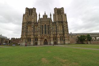 Wells: la Cattedrale