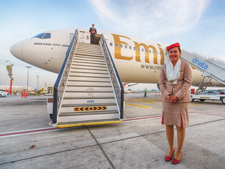 CheckEinfach | Emirates Sondertarife China