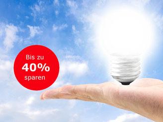 CheckEinfach | Stromvergleich mit 40% Ersparnis