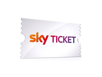 CheckEinfach | Sky Ticket Logo