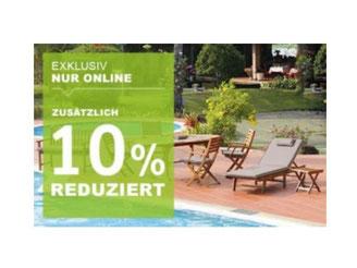Xxxl Gutschein 10 Extra Rabatt Auf Gartenmöbel Checkeinfachde