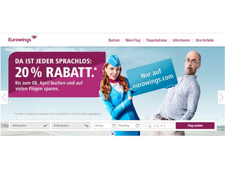CheckEinfach | Eurowings Logo