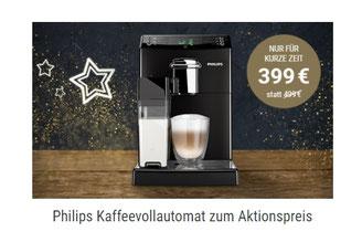 CheckEinfach | Tchibo Philips Kaffeevollautomat