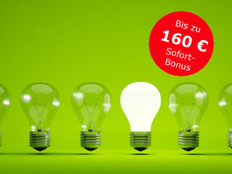 CheckEinfach | Stromvergleich mit 160 € Sofortbonus
