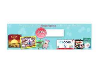 CheckEinfach | 20% Rabatt auf Kinderspiele