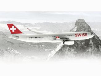 CheckEinfach | Swiss Gutschein (Bildquelle: Swiss)