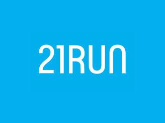 CheckEinfach | 21run Logo