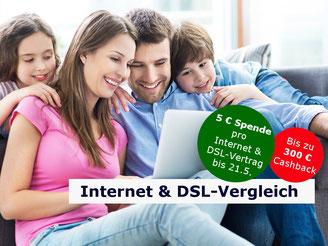CheckEinfach | Internet & DSL Spenden-Aktion