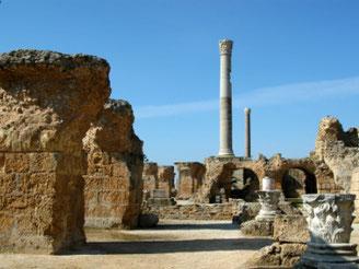 Ciudad arqueológica de Cartago