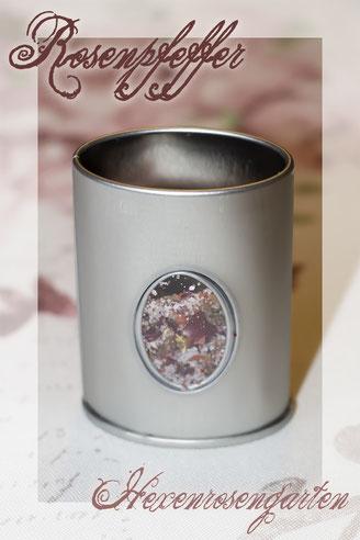 Rosen Rosenblog Hexenrosengarten  Rosiger Adventskalender Rosensalz Rosenpfeffer