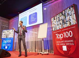 Professor Florian Kunze Leadership / Führung Vortrag