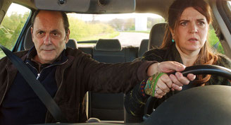 Jean-Pierre Bacri et Agnès Jaoui (©Les Films A4)