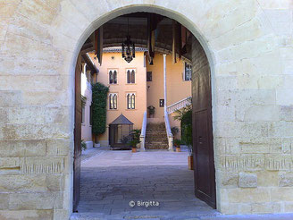Herzogen-Palast der Borjas, Gandia, Valencia