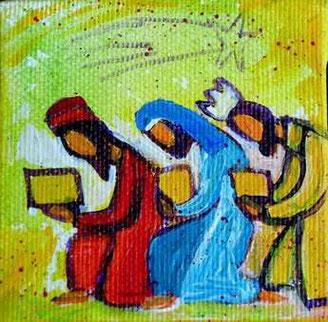 Berna, évangile et peinture