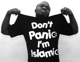 Muslim Comedian Nabil Abdulrashid