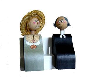 Herder und Frau