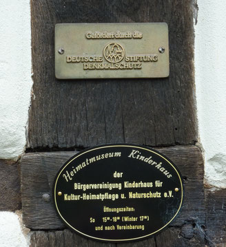 Herzlich willkommen im Heimatmuseum