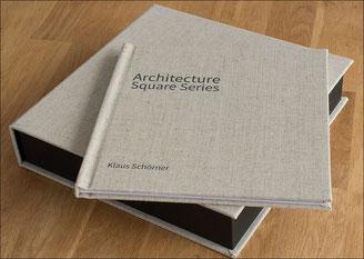 Das fertige Buch mit Kassette, SAAL Digital Professional Line Fotobuch im Test. Foto: bonnescape.de