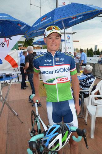 der Sieger ist Sergey Lagutin