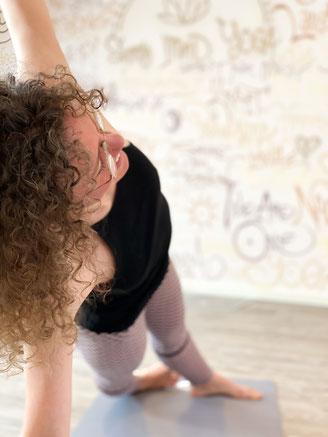 Christine Thiede Yoga Leverkusen