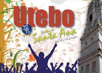 Fiestas de Santa Ana en Utebo 2015