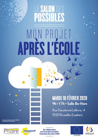 Affiche du Salon des Possibles