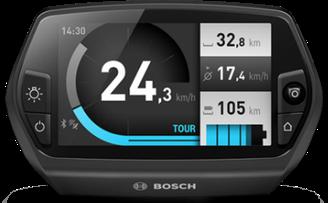 Bosch Nyon e-Bike Display / Bordcomputer