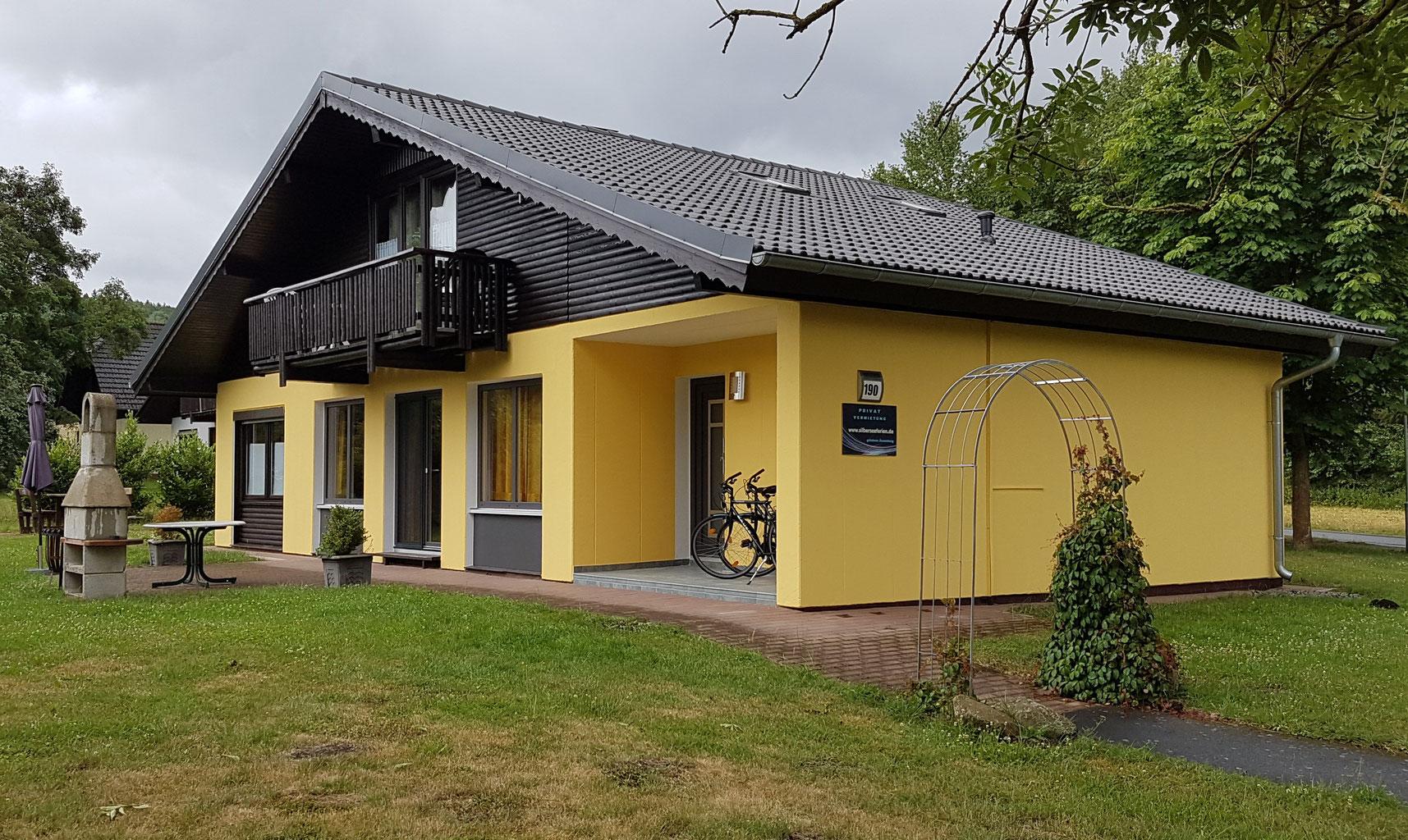 Haus Nr. 190 am Silbersee
