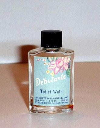 DAGGETT & RAMDELL. INC : DEBUTANTE, TOILET WATER