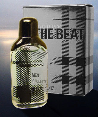 BURBERRY - THE BEAT FOR MEN :  EAU DE TOILETTE