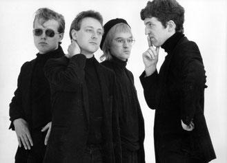 Die Band Elegant