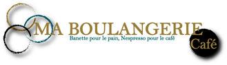 Logo Ma Boulangerie Café