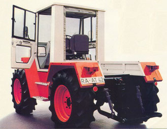 MB trac 65/70