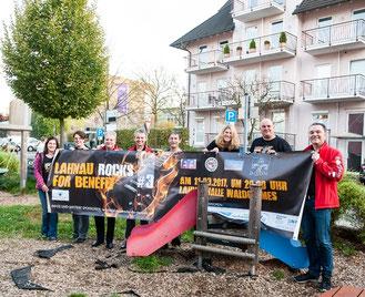 Geschenkeübergabe im Kinderherzzentrum Gießen