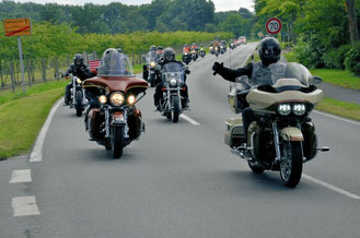 """On the road"" / Foto Copyright: Hamburg Chapter Germany"