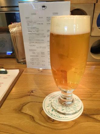 ホテルヌプカのクラフトビール