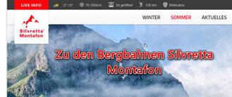 Zu den Bergbahnen Silvretta Montafon