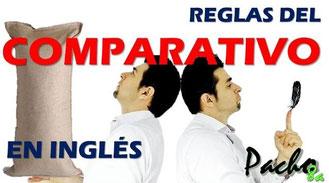 Reglas del Comparativo