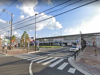 東花園,近鉄奈良線東花園駅,近鉄東花園