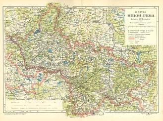 Historische Karte Witebsk, Livland, Baltikum, Lettland, Weissrussland