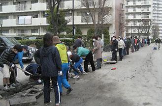 3.11東日本大震災、被災時の様子