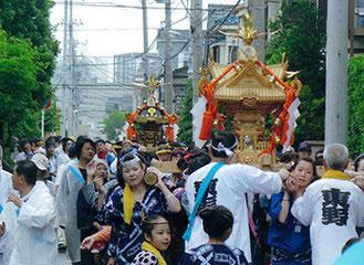 浦安大祭参加
