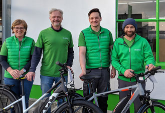 Jetzt in Karlsruhe bewerben bei der e-motion e-Bike Welt