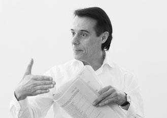 Joanes Thom, Kursleiter «Erfolg durch innere Stärke»