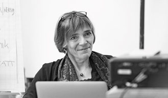 Violanta von Salis, Kursleiterin «Marketing und Öffentlichkeitsarbeit»