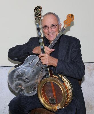 Udo Ehmsen, Banjo, Gitarre