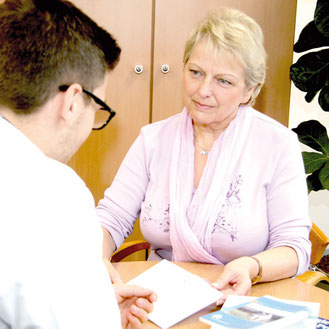 4sigma Patientenprogramm: Förderung der Zusammenarbeit zwischen Patient und Arzt