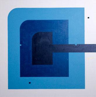 MIDCENTURY E7 2    727mm×727mm   S20   Acrylic   2015