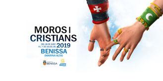 Moros y Cristianos en Benissa