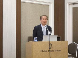 講演:(株)データサプライ代表取締役 山本幸男様